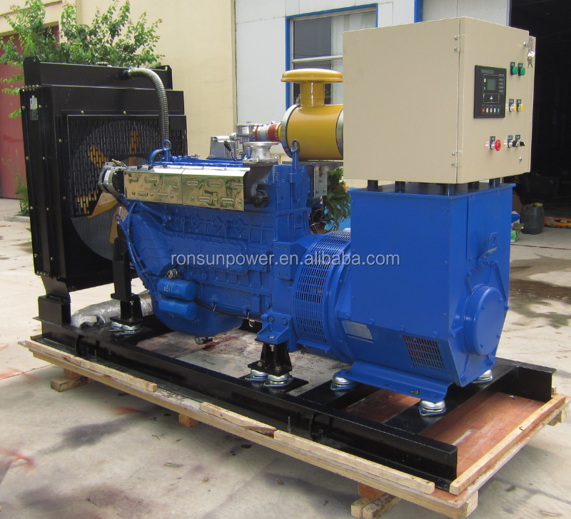10kw-1000kw CE&ISO certificated Natural gas generating set