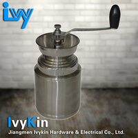Suitable for domestic used different style ceramic coffee grinding burrs