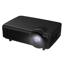 Latest 2000:1 contrast hid data show mobile phone projector support android