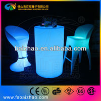 nightclub decoration inflatable led table