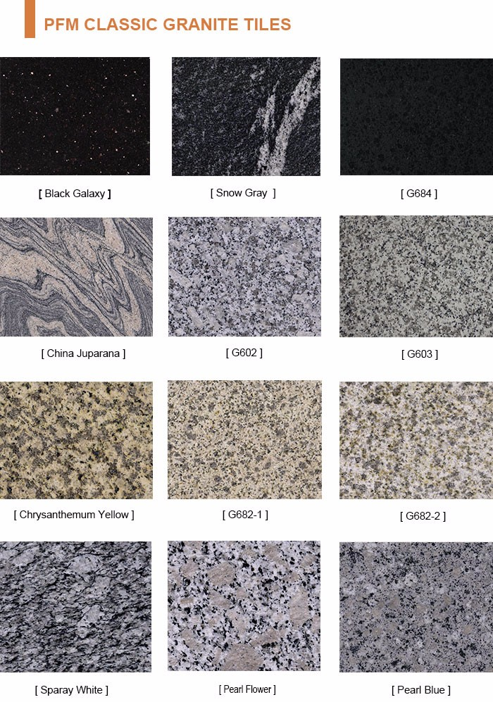 natural stone building material dry hanging tan brown granite external wall cladding tile