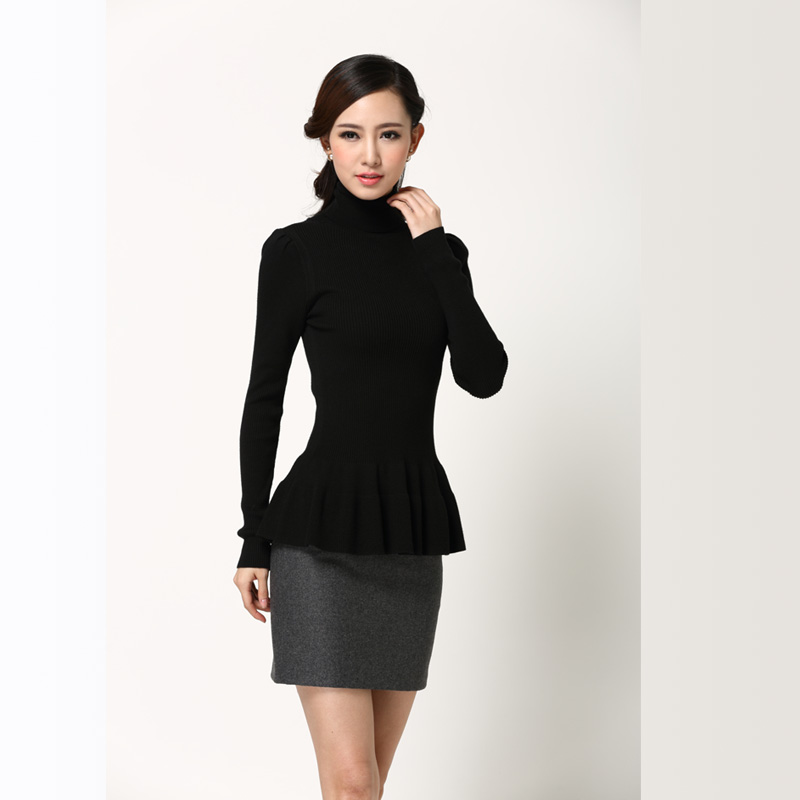 China Factory Hot Cotton Woman Office Cloth Very Short Mini Skirt