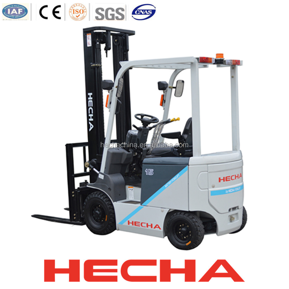 Heli 1.5T-3.5T Electric Forklift,battery powered fork lift truck 1.5-3.5t China forklift