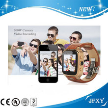 JFX02-android watch used as wearable mini smart phone
