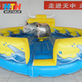 Factory Wholesale Inflatable Mechanical Rodeo Bull mattress with Promotional Price