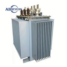 Oil immersed wound core full copper low noise 11kv transformer