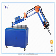 Lowest price anchor bolt threading machine