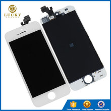 Grade AAA 1 Year Warranty 100% test for LCD iPhone 5 Display with Touch Screen Digitizer Assembly Replacement, for iphone 5 LCD