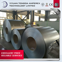 Pre galvanized best supplier made in china zero Spangle GI Steel in Coil