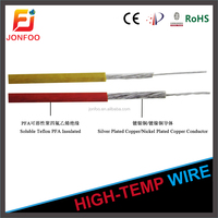 PFA/PFA RTD Extension wire/PT100 multi rtd wire cable