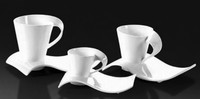 kids large plate espresso coffee cups with saucers sets