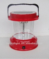 Solar Portable Lamp_rechargeable led lantern_LED camping light