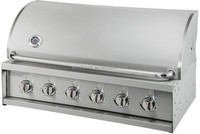 New Design 430 Stainless Steel 6 Burners Build-in Gas BBQ Grill