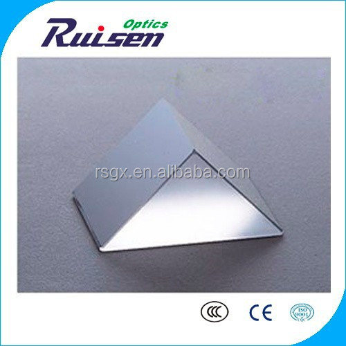 fused silica right angle optical prism