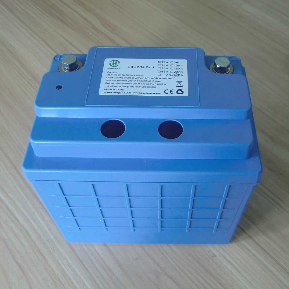 12V 40Ah lithium ion electric car battery for sale