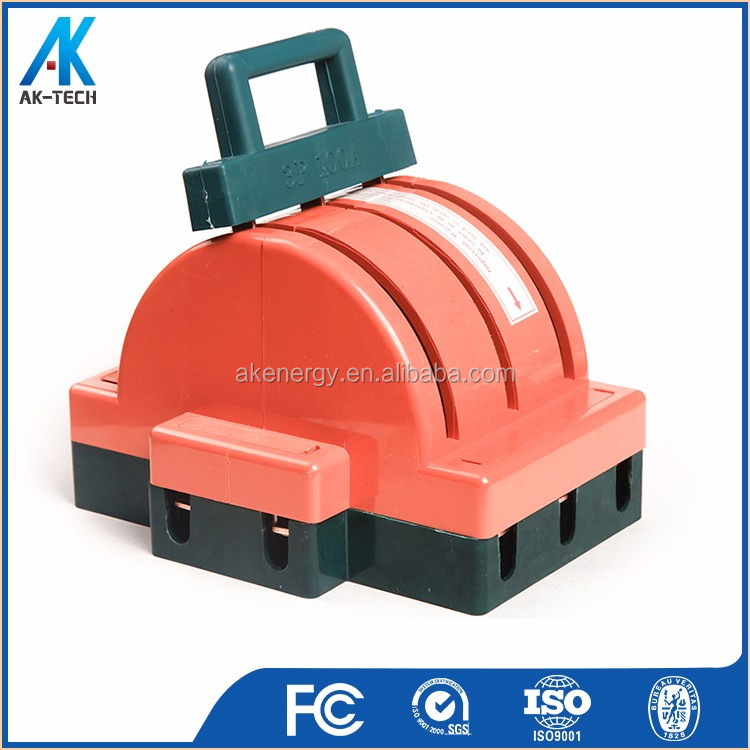 high voltage electrical blade bakelite knife switch manufacture