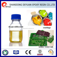Phenol Formaldehyde Epoxy Resin DYF-5129 for solder resist ink
