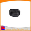 customized with good quality low price hot sale various epdm flexible slilcone rubber bellows
