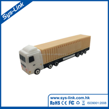 Factory directly sell 3D truck cheapest usb drive gift