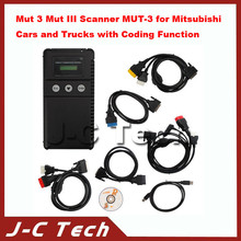 Mut 3 Mut III Scanner MUT-3 For Mitsubishi Cars And Trucks With Coding Function