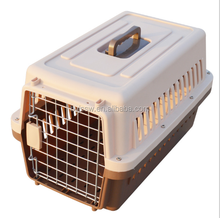 Durable Fastness Pet Flight Carrier For Pet Dogs Cats Transport Crate For Pets Cage For Transport