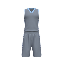 Wholesale Blank Latest Sublimated Custom Design Basketball Uniform