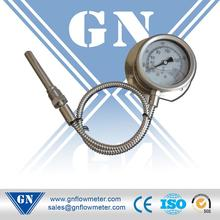 CX-WTZ/WTQ steam temperature gauge