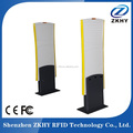 long range rfid reader with passive wristband rfid tag for gate personnel attendance
