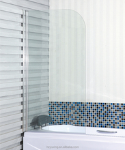 A8E shower room 1.2mm alum usa bath screen