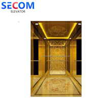 New design light curtain sensor home elevator lift passenger lift