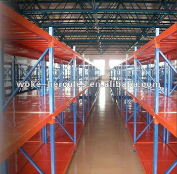 iso 9001 warehouse racking system