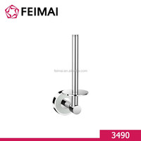 High quality Brass Chrome Plated Toilet Paper Holder Stand