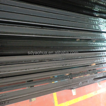 Energy saving 5 mm clear tempered glass 9A low-e insulated glass