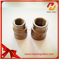 1/2''-2'' Stainless Steel threaded pipe fittings reducing socket banded RSB