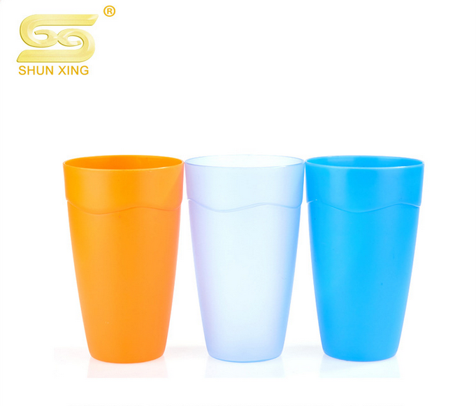 colorful drinking water juice pp plastic <strong>cup</strong> for use
