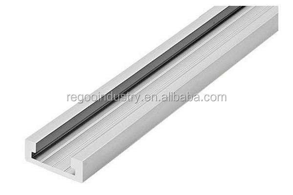 aluminum profiles for lighting fixtures, customized aluminum extrusion for pendant / ceiling light fixtures