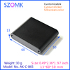 OEM Aluminum switching power supply enclosure from China manufacturer