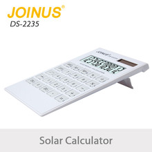 Promotion JOINUS Digital Alarm Clock Freight Cost Calculator With Small Solar Cell