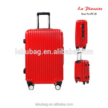 Durable cheap Personalized luggage with removable wheels