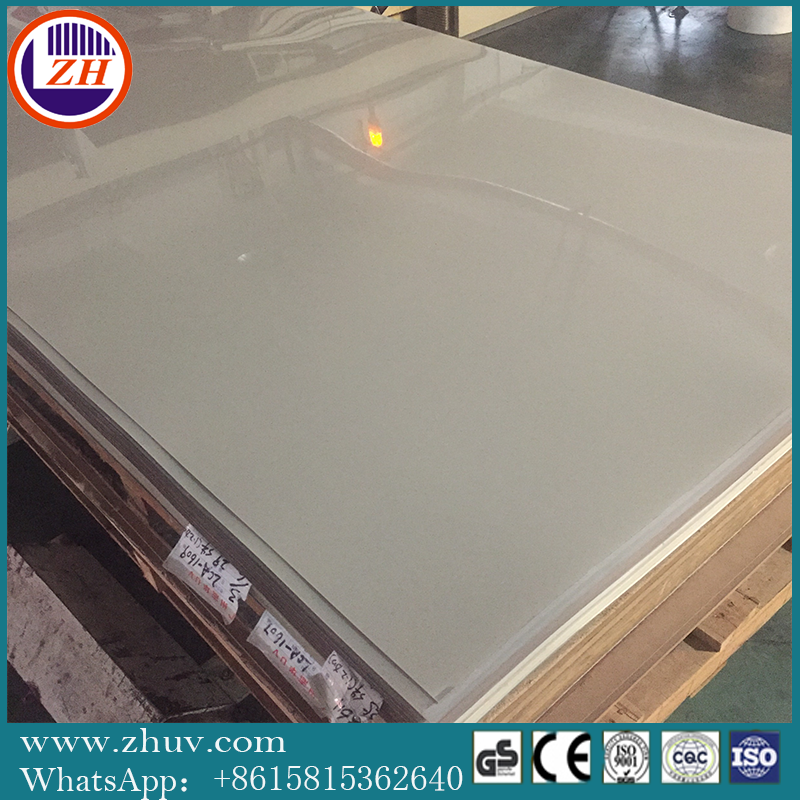 LCA -4 H high resistance to scratch acrylic sheet on mdf for cabinet
