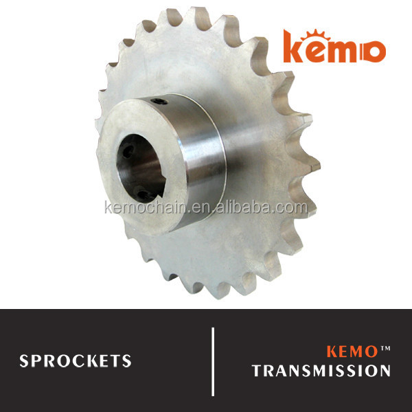 Sprocket for industrial machinery