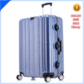 professional luggage trolley aluminum make up trolley beauty case