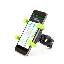 2016 Bike Holder, No1seller Universal Cell Phone Bicycle Handlebar Baby Stroller Motorcycle Holder Cradle Mount for iPhone 6 6P