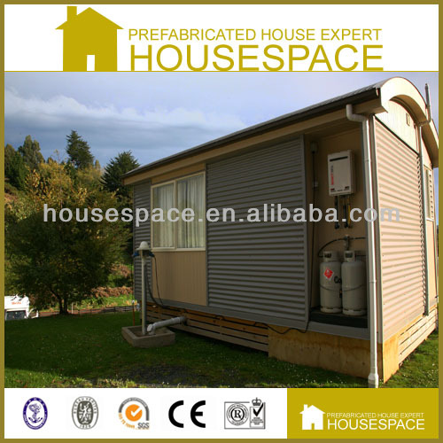 Good insulated PU Panel Container Van Houses