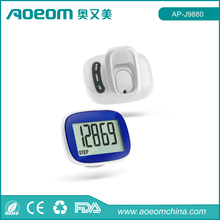 Fitness Tracker Professional Pedometer Step Counter