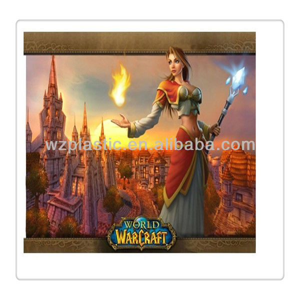 High definition lenticular 3d poster/3d lenticular poster /3d poster printing