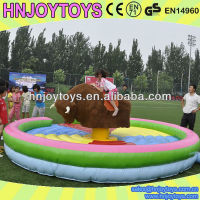 Inflatable Mattress for Mechanical Bull Manufacturers, Rodeo Crazy Bull