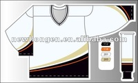 Custom Dye Sublimation Ice Hockey Jerseys