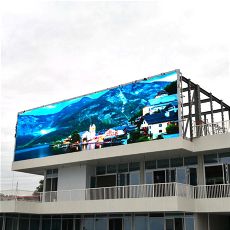 <strong>P10</strong> SMD3535 outdoor 4m x 3m <strong>advertising</strong> <strong>led</strong> screen <strong>display</strong>