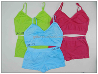 Most hot selling mini bra brief sets